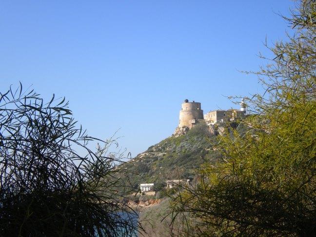 Faro vecchio di Capo S'Elia