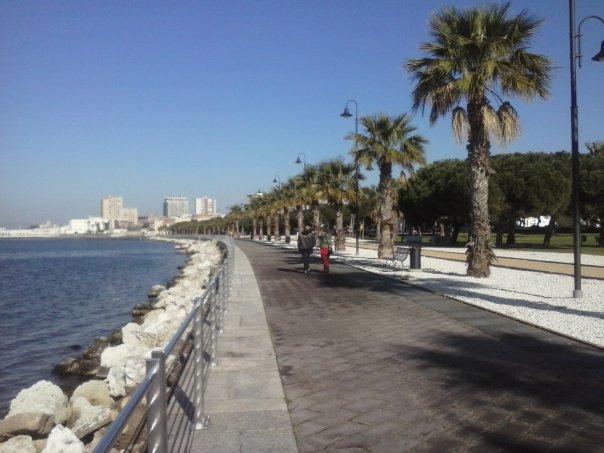 Passeggiata a Su Siccu. Cagliari