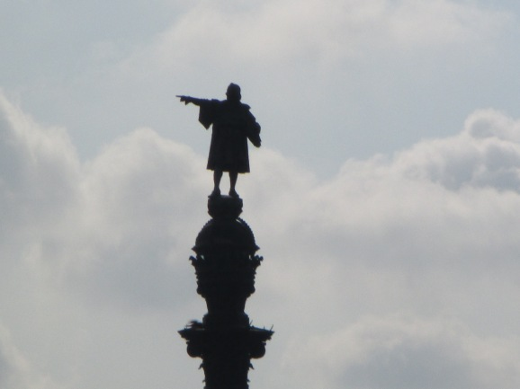 Colombo ci indica la strada