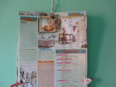 Calendario 2015 di Frate Indovino