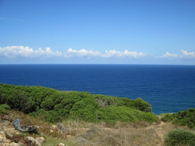 Capo Altano. Portoscuso