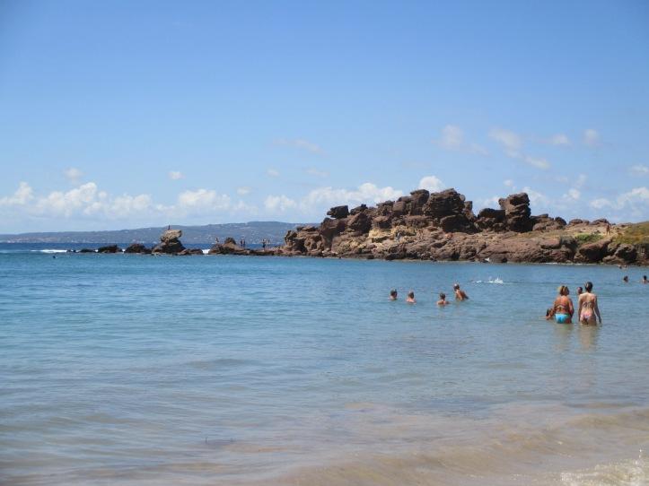 Dalla Spiaggia di Portoscuso