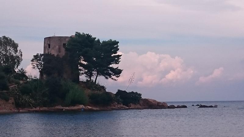 Torre Spagnola di Santa Maria Navarrese
