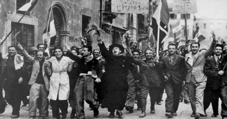 25 Aprile: la felicità degli Italiani