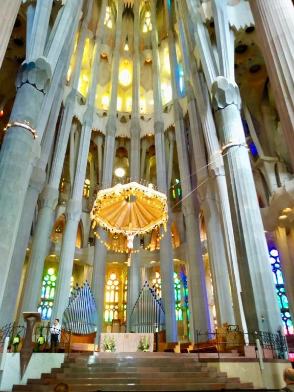 Altare della Sagrada Familia