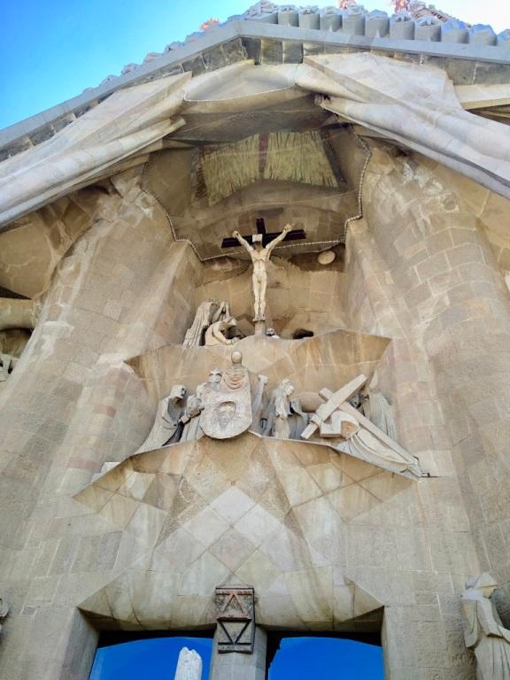 Sagrada Familia: Facciata della Passione