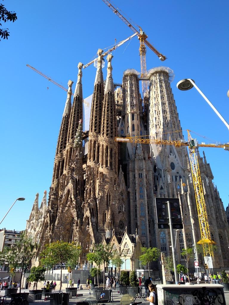 Sagrada Familia_Luglio 2019