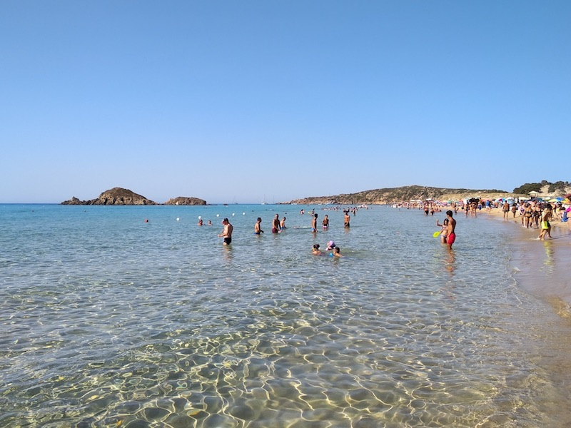 Su Giudeu-Chia_Spiaggia