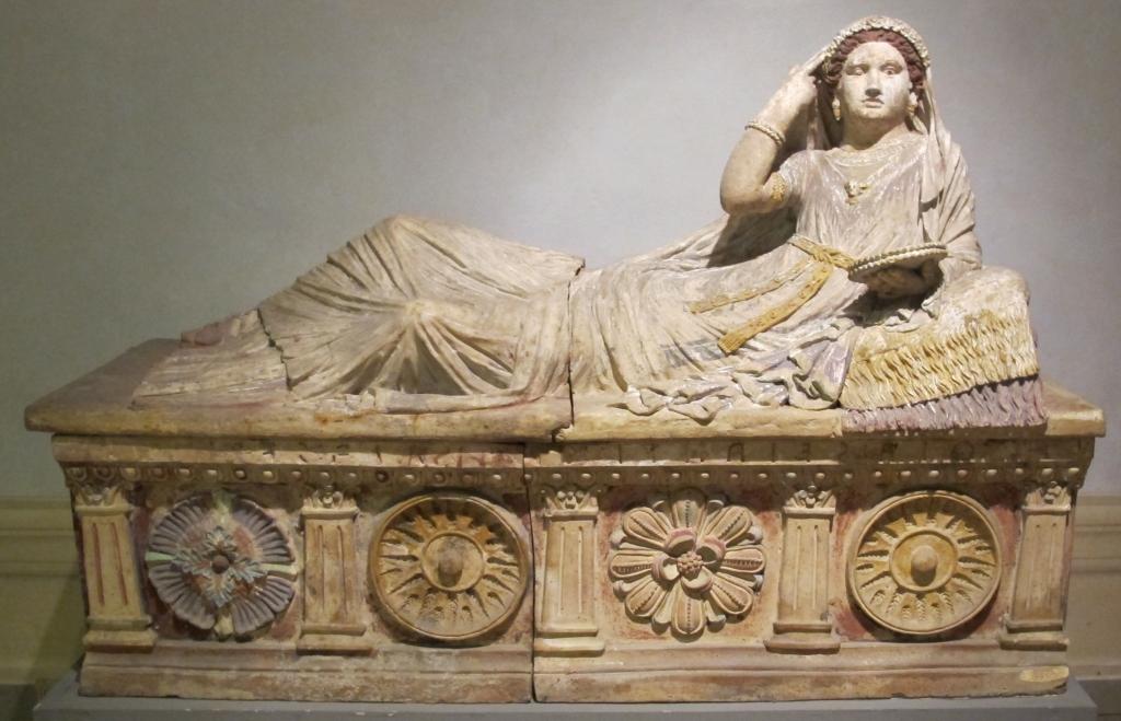 Sarcofago di Larthia Seianti